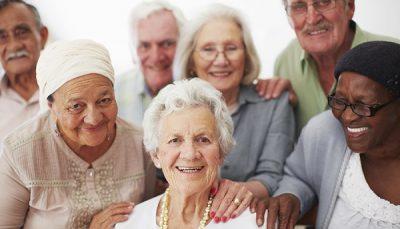سالمندیاری و مراقبت از سالمند