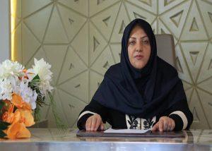 دکتر طاهره مولازاده مدیرعامل مرکز آموزش علوم پزشکی و دندانپزشکی باران مهر درنیکا